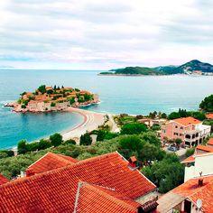 The Adriatic Sea off the coast of Croatia