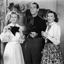 with Fred MacMurray and Ann Doran