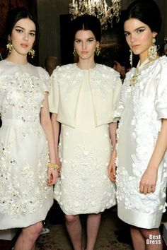 LeDiedra's Wedding Guest arriving on Wedding Day by Dolce & Gabbana. *White or Black Attire Only