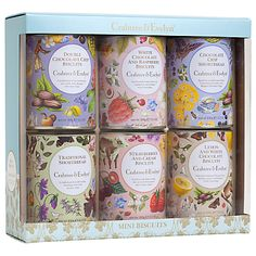 Buy Crabtree & Evelyn Mini Biscuits Gift online at JohnLewis.com - John Lewis