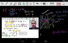 Créer avec votre tablette capsule vidéo (annoter, vidéo, son , texte écrit à la main, sur pdf…)  
