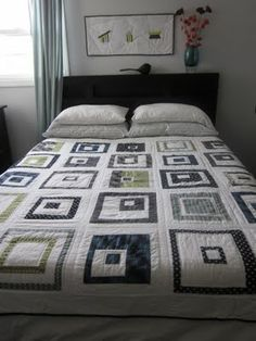 There's a square in there: s.o.t.a.k handmade: finished quilts