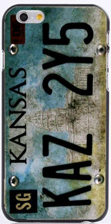 Supernatural license plate Phone Case (Free Shipping)
