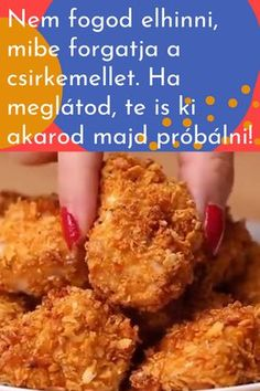 Atkins Diet, Delicious Dinner Recipes, Kfc, Food To Make, Bacon, Food And Drink, Meat, Chicken, Cooking