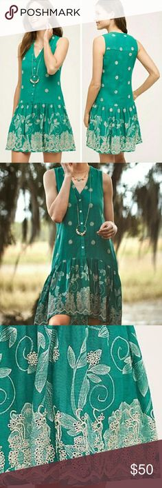 Anthropologie Pipa Maeve Swing Dress Brand new condition, without tags. Size Large. Pipa Swing Dress by Anthropologie. 🔹Ships Next Business Day  🔹Reasonable Offers Welcome  🔹15% Off Bundles  🔹No Trades 🔹Measurements Available On Request 🔹Additional Photos Available On Request                                             🔹All Items Carefully Packaged 🔹Suggested User & 5-Star Rated Seller 🔹Over 400 Sales, Buy With Confidence! Anthropologie Dresses Strapless