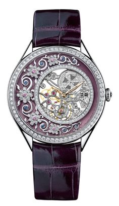 Regilla ⚜ Collection Métiers d'Art, Vacheron Constantin