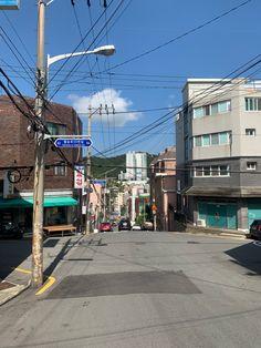 Busan, Street View