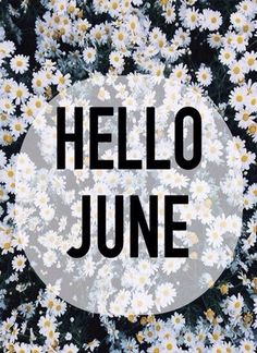 hello june! Birth month. June born. Gemini