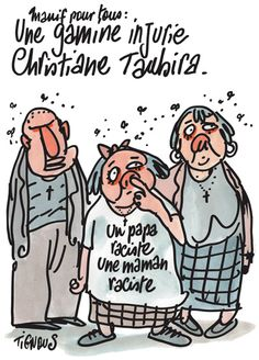 Racisme à plusieurs vitesses | Charlie Hebdo