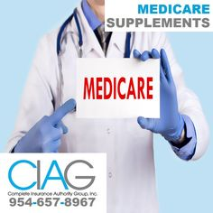 (954) 657-8967 Medicare Supplement Insurance in Lighthouse Point FL: Get Insured by CIAG.   http://insurancepompano.com/insurance-lighthouse-point/ #medicareLighthousePointFL