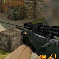 Anti-terrorist Sniper King 2