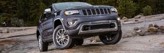 Jeep Canada   Mid-Size SUV's   2014 Jeep Grand Cherokee Gallery