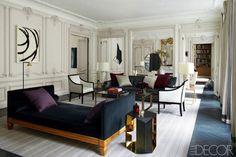 Champeau  Wilde - Parisian Apartment