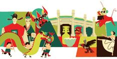 Taiwan Tourism illustration_04