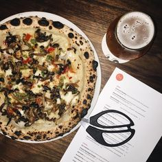 #FarmshopMarin Order any pizza and 12 oz beer for just $20 from 2:30-5:30PM and from 9:30-11:30PM! #Farmshop
