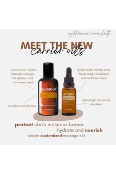 The lifestyle experience also includes two new carrier oil blends: 1️⃣ Sensitive Skin Carrier Oil: A 30ml blend of Grape Seed, Rosehip Seed, Hemp Seed, Tocopherol, and Sunflower Seed 2️⃣ Body Oil: A 115ml blend of Passion Fruit, Jojoba, Baobab, Moringa, Tocopherol, and Sunflower Seed Each of these blends are included with the Convention Kit and will go on sale October 1st until supplies last. These blends are perfect for blending with your essential oils to create a customized oil experience
