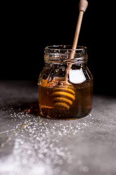 Coconut Honey Crepes with Whipped Mascarpone + Blood Orange Compote - photography - Lebensmittel Raw Honey, Milk And Honey, Manuka Honey, Natural Honey, Natural Skin, Natural Health, Food Styling, Orange Sanguine, Gastronomia