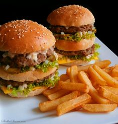 Słodka Strona: Domowy Big Mac jak z McDonald's Indian Food Recipes, Vegetarian Recipes, Ethnic Recipes, Big Mac, Kitchen World, Appetizer Sandwiches, Salmon Burgers, Food And Drink, Snacks