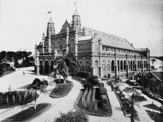 Your Brisbane: Past and Present: Old Queensland Museum