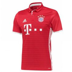 Maillot Bayern Munich Pas Cher 2016-2017 Domicile
