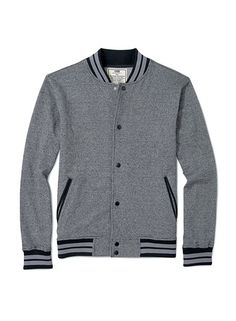 Varsity Jacket Pick: Chor Varsity Jacket - Essentials - AskMen