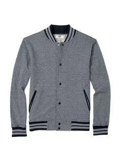 Varsity Jacket Pick: Chor Varsity Jacket - Essentials - AskMen