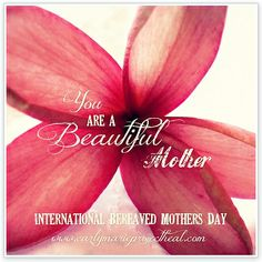 CarlyMarie Project Heal | International Bereaved Mothers Day