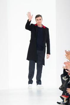 Christian Dior Fall 2014 Ready-to-Wear Fashion Show - Raf Simons.