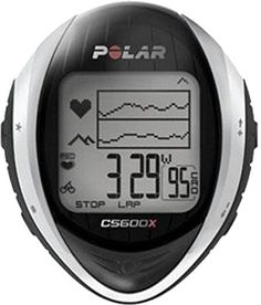 Polar CS600X GPS Heart Rate Monitor Black *** Check this awesome product by going to the link at the image. (This is an affiliate link and I receive a commission for the sales)