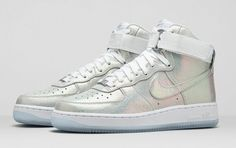 Nike Air Force 1 Pearl Collection