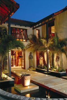 Bali villa Architecture dantesque qui invite à la quiétude. #Bali