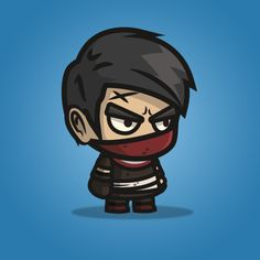 A medieval thug character sprite for turn-based RPG games. 2d Character Animation, Character Drawing, Sprites, Game Card Design, Game 2d, Chibi Characters, Game Character Design, Art Plastique, Pop Art