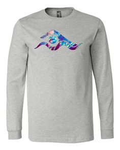 LIMITED EDITION Cosmic Swimmer Tee- Long Sleeved | SwimWithIssues