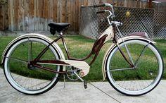 Girls Vintage Schwinn Bicycle