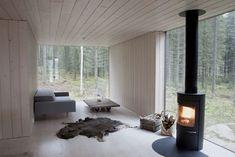 Modern Finnish Cabin