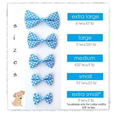 Best 12 Dog Bowties Fabric Bows Custom Dog Bow Match your dog – SkillOfKing. Dog Bows, Bow Ties For Dogs, Dog Crafts, Dog Modeling, Fabric Bows, Pet Collars, Dog Bandana, Dog Accessories, Wedding Accessories