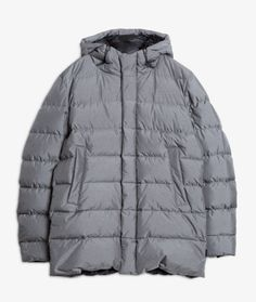 Down jacket by Herno Laminar in GORE-TEX fabric making it durably waterproof…