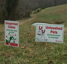 Saw these at Dickess tree farm while picking out our beautiful tree. Thought they were hilarious! This place is 10 min. From ironton ohio, and is one if the nicest tree farms ive been 2. Simply lovely!!!!! Thanks to Dickess tree farm for our christmas tree and family tradition!! Christmas Tree Farm, Country Christmas, Family Christmas, Christmas And New Year, Winter Christmas, Christmas Crafts, Xmas, Christmas Ornaments, Ironton Ohio