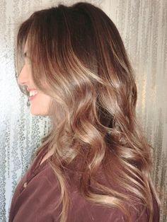 brunette hair color ideas - honey brunette