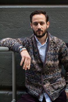 #knit #kntting #knits #knitwear #man #menswear