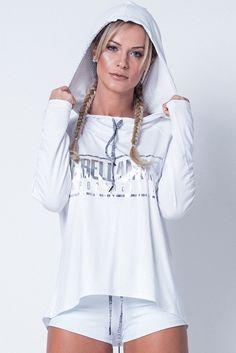 377fc363e blusa-labellamafia-labellamafia-fbl11612 Fit You Fashion Fitness Cute  Workout Outfits