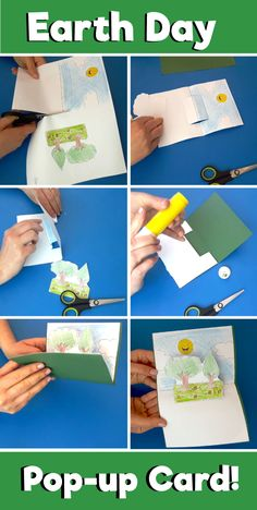 Earth-day-pop-up-card--