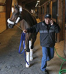 April 15, 2014 - Game On Dude Arrives for Charles Town Classic