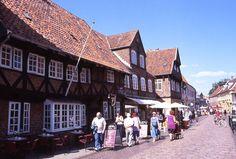 Oudste stad van Denemarken, Ribe