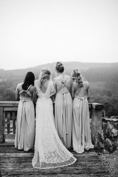 Whimsical Bohemian Wedding / Wedding Style Inspiration / LANE