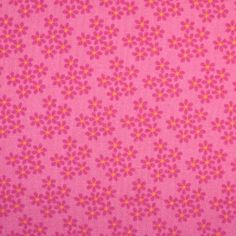 To Bee Or Not To Bee Cotton Fabric - pink