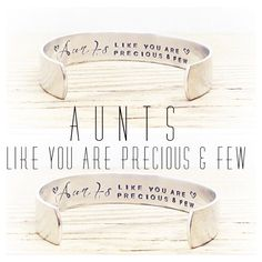 Aunt Gifts Gifts for Her Auntie Gift by GlamAndCoJewellery: Etsy Birthday Quotes For Aunt, Niece Quotes, Girlfriend Birthday, Birthday Woman, Birthday Gifts, Birthday Bash, Girl Quotes, Birthday Cakes, Quotes Quotes