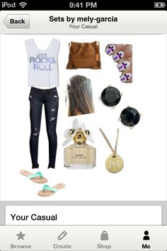 Your teen casual Outfit