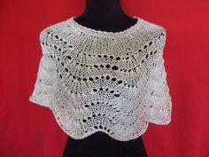copri spalle donna maglia cotone  lurex o lana  di maglieriamagica, €42.50