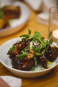Beef Tataki – Japanese style carpaccio, chilli, ginger and lime Beef Tataki, Grass Fed Beef, Japanese Style, Lime, Menu, Food, Menu Board Design, Lima, Japanese Taste